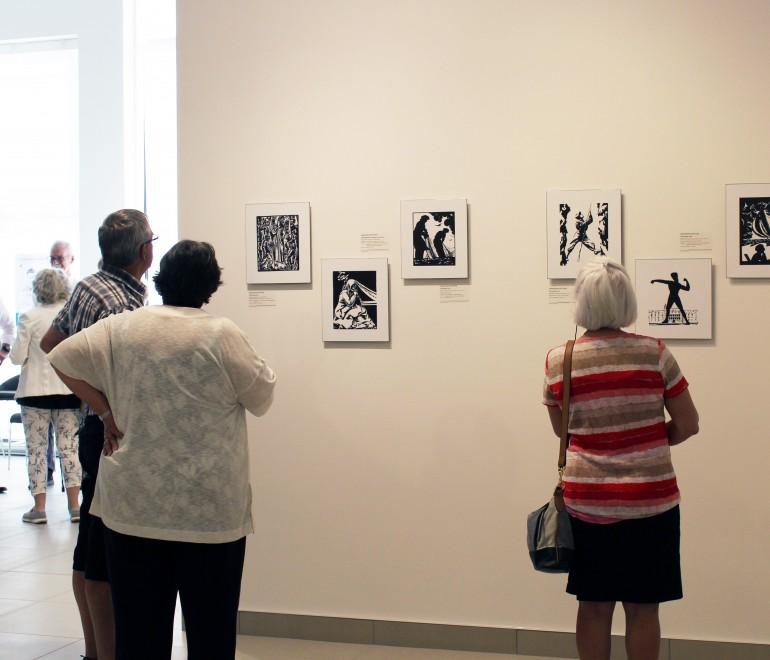 Rappel : appel de dossiers pour les expositions 2021 à la galerie d'art Léonard-Parent