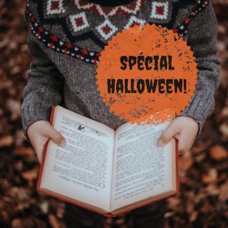 Contes en plein air, édition spéciale Halloween