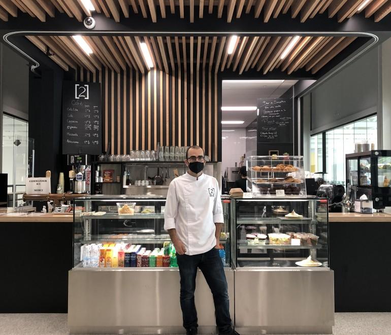 Ouverture du restaurant Entre Deux au complexe sportif Desjardins!