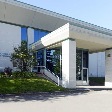 Réouverture de la bibliothèque Lisette-Morin
