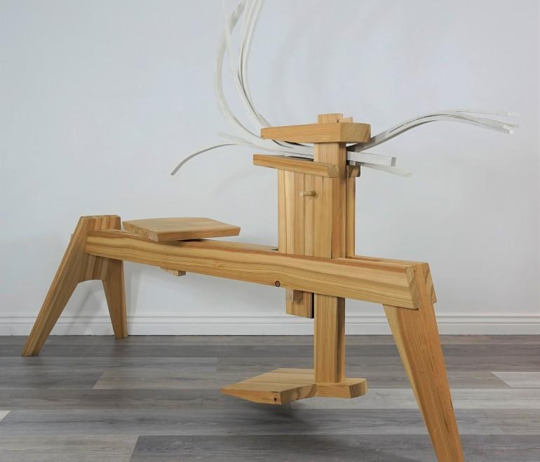 FABRIQUER - Exposition d'Emmanuel Guy